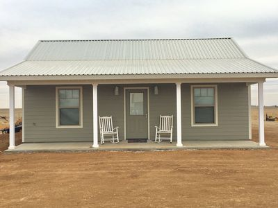 Photo for New Quality Built Guesthouse, Cottage Style,  Close to Palo Duro Canyon & WTA&M