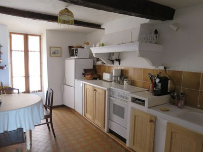 Photo for Charming House in a typical Provençal village prox VERDON