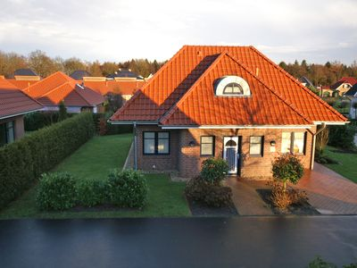 Photo for Luxury 8 person apartment with 4 bedrooms and 2 bathrooms in Haren Ems