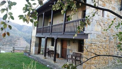 Photo for Holiday house Arenas de Beloncio for 5 - 6 persons with 3 bedrooms - Farmhouse