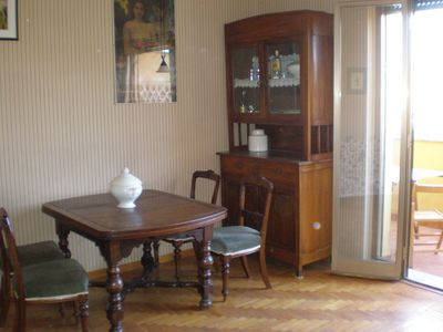 Photo for Charming, sunny attic to let in Central Rome