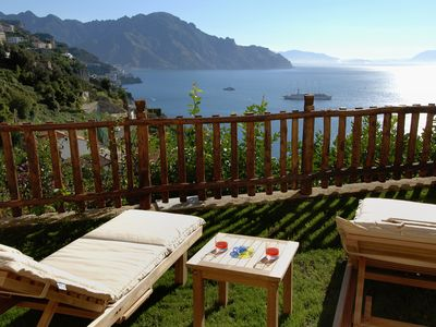 Photo for Splendid 6 bedroom Villa in Amalfi (Q7579)