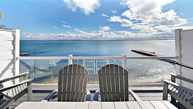 Photo for Brand New 4 Bedroom 2 Bath Condo next to the water - Sleeps 10 max C109