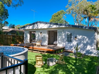 Photo for 'The River Shack', Vintage Luxe in Noosa