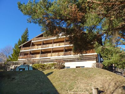 Photo for Apartment Centaure A in Ovronnaz - 2 persons, 1 bedrooms