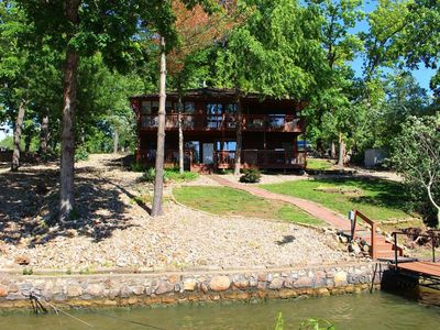Photo for Lakefront Home - Newly Remodeled w/ Swim Dock and Boat Slip 8mm