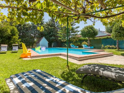 Photo for Vacation home Chinarral  in Sevilla/ Olivares, Inland Andalucia - 6 persons, 3 bedrooms