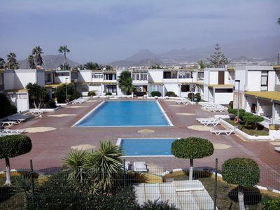 Photo for Apartment with pool in Costa del Silencio