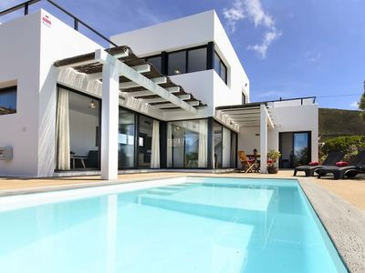 Photo for 2 bedroom Villa, sleeps 5 with Pool, FREE WiFi and Walk to Shops