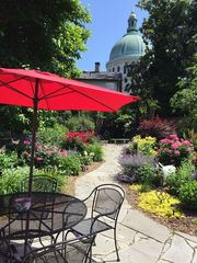 Historic Annapolis Home And Garden Vrbo