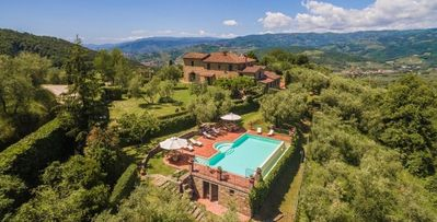 Photo for 8BR Villa Vacation Rental in Montecatini Terme, Florence
