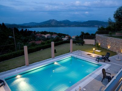 Photo for Villa Amphitrite (5 bedrooms) full of luxury and comfort - private pool