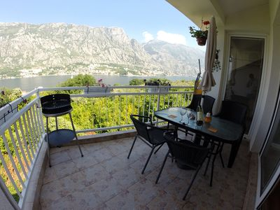 Photo for Penthouse Apartment With Stunning Sea And Mountain Views