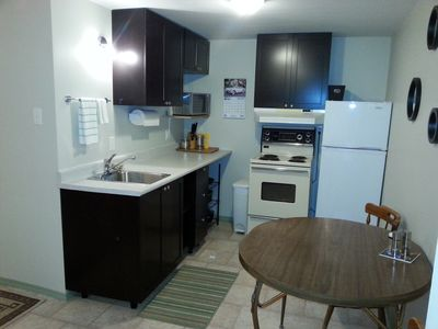 Photo for Basement Suite 2blocks from Main Beach