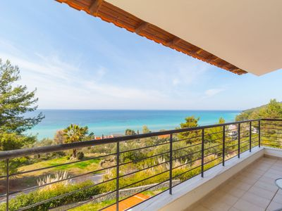Photo for 3BR House Vacation Rental in Fourka, Kassandra