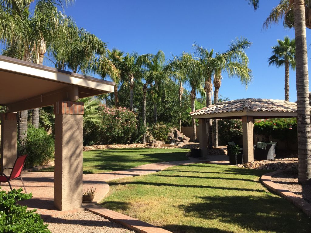 beautiful home with gorgeous back yard in l vrbo