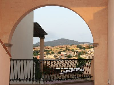 Photo for Elegant three-room apartment in residence with swimming pool, panoramic view and wi-fi