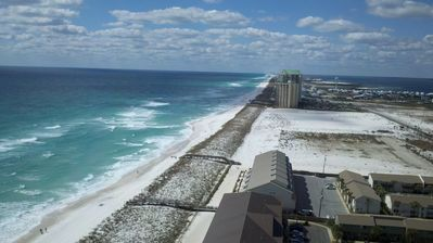 Photo for May/June available Gorgeous Emerald Coast Waterfront 3bd/3ba Penthouse Sleeps 8