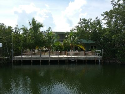 Private 2/2 Canal front home