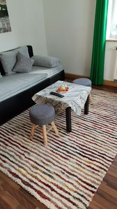 Photo for i24rooms - 3 room apartment. with terrace, garden and fireplace