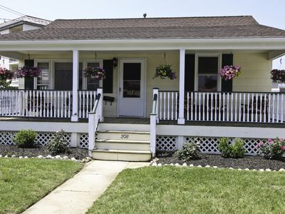 Photo for 2 BR/1 BA Cute, Clean, Upgraded Home. In The Heart Of Cape May.