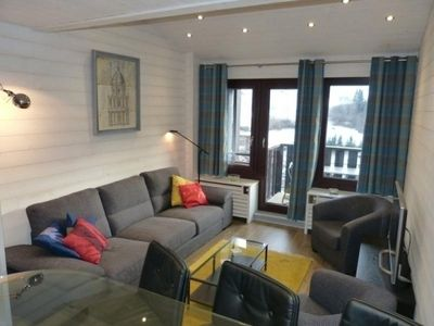 Photo for 3BR Apartment Vacation Rental in La Clusaz