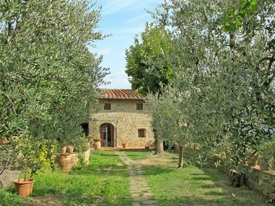 Photo for Beautiful  villa for 6 guests with pool, WIFI, TV, pets allowed and parking