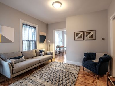 Photo for 2BR Apartment Vacation Rental in Portland, Maine