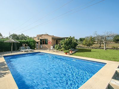 Photo for Tranquil villa with amazing views, a pool and beautiful garden, close to the beach and other attractions
