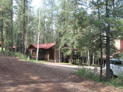 Photo for East Fork Cabin 2, Just a short stroll to the Little Colorado River