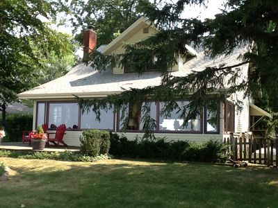 Photo for 4BR Cottage Vacation Rental in Crystal, Michigan