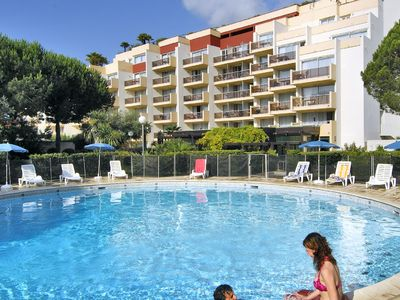 Photo for Fine apartments close to the sea and the charming historical town of Antibes