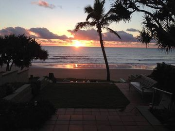 Beach At Your Feet - Bargara Beach Frontage