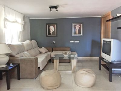 Photo for Apartment in Monachil with Parking, Internet, Washing machine, Pool (86913)