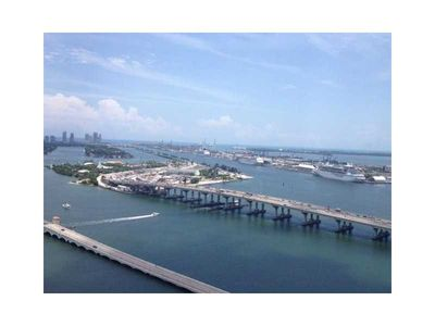 Paradise Penthouse in the Miami Bayshore, Direct open ocean views!