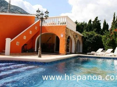 Photo for Rent this pretty air-conditioned villa in Denia, Costa Blanca