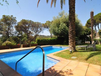 Photo for Club Villamar - Nice big villa with beautiful view close to Barcelona at walking distanse from sh...