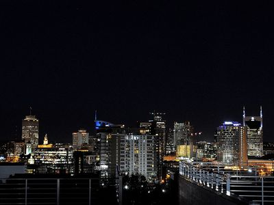 Photo for WOW DOWNTOWN Huge Rooftop & Views ~ 3 BR/4 BA ~ Clean, Modern & Spacious