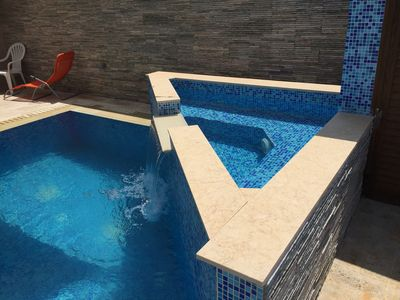 Photo for Deluxe New Beach House With Its Own Swimming-pool