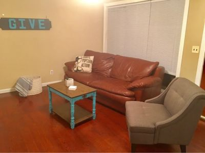 Photo for Cozy 3 Bed 12 minutes Ft Benning - Washer/Dryer