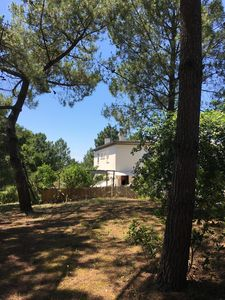 Photo for Arcachon, District of the Abatilles, Big villa 10 people