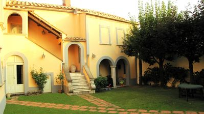 Photo for VILLA FIORITA ideal for visiting VESUVIO POMPEI, PAESTUM NAPLES, COSTA D'AMALFI