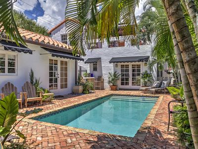 Photo for West Palm Beach Cottage w/Pool-4 Miles to Beach!
