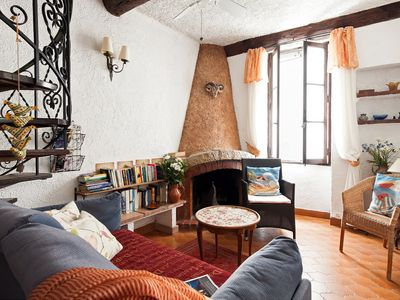 Photo for Charming Apartment, Antibes Old Town, Ramparts.