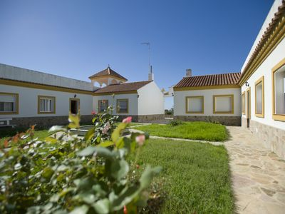 Photo for Holiday apartments Cortijo El Levante | Tarifa