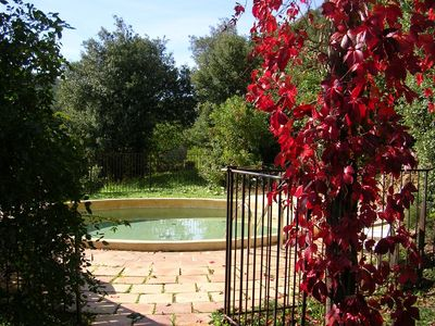 Photo for 18thCentury: Stunning Location, private pool, river, cascades, outstanding views