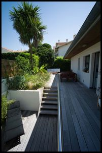 Photo for House Biarritz with views, 200 m from the beach.