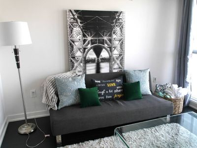 Photo for 1BR Condo Vacation Rental in Toronto