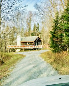 Photo for Vermont Chalet - near Tater Hill Golf, Aerial Adventure Park, Magic & Stratton