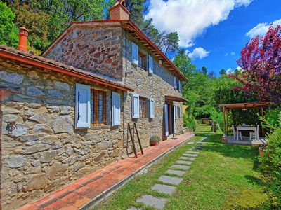 Photo for Casale di Cozzile – Vacation Villa in Val di Nievole, Tuscany